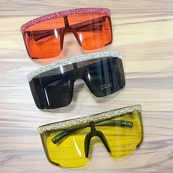 punk festival Sun glasses
