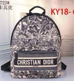 (Wholesale Quantity 5+ WSHB) CD Back Pack bags