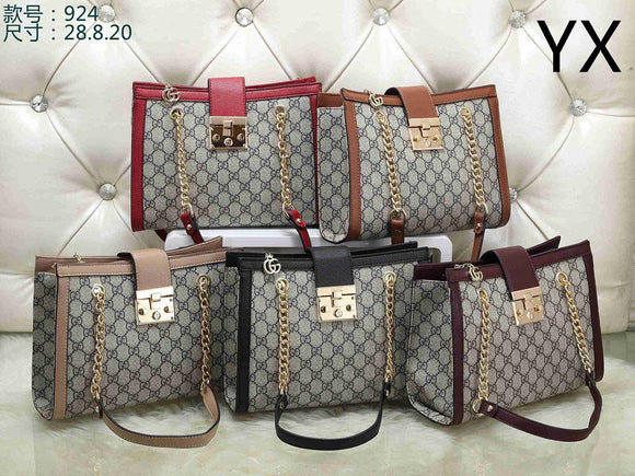 (Wholesale Quantity 5+ WSHB) GG Ladies handbags bags shoulder bag