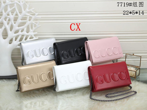 (Wholesale Quantity 5+ WSHB) GG Cross Body Single shoulder bag