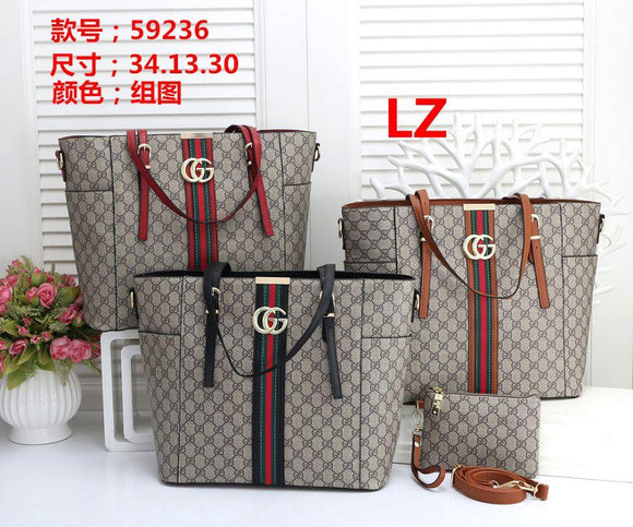 (Wholesale Quantity 5+ WSHB) GG Sets shoulder bag