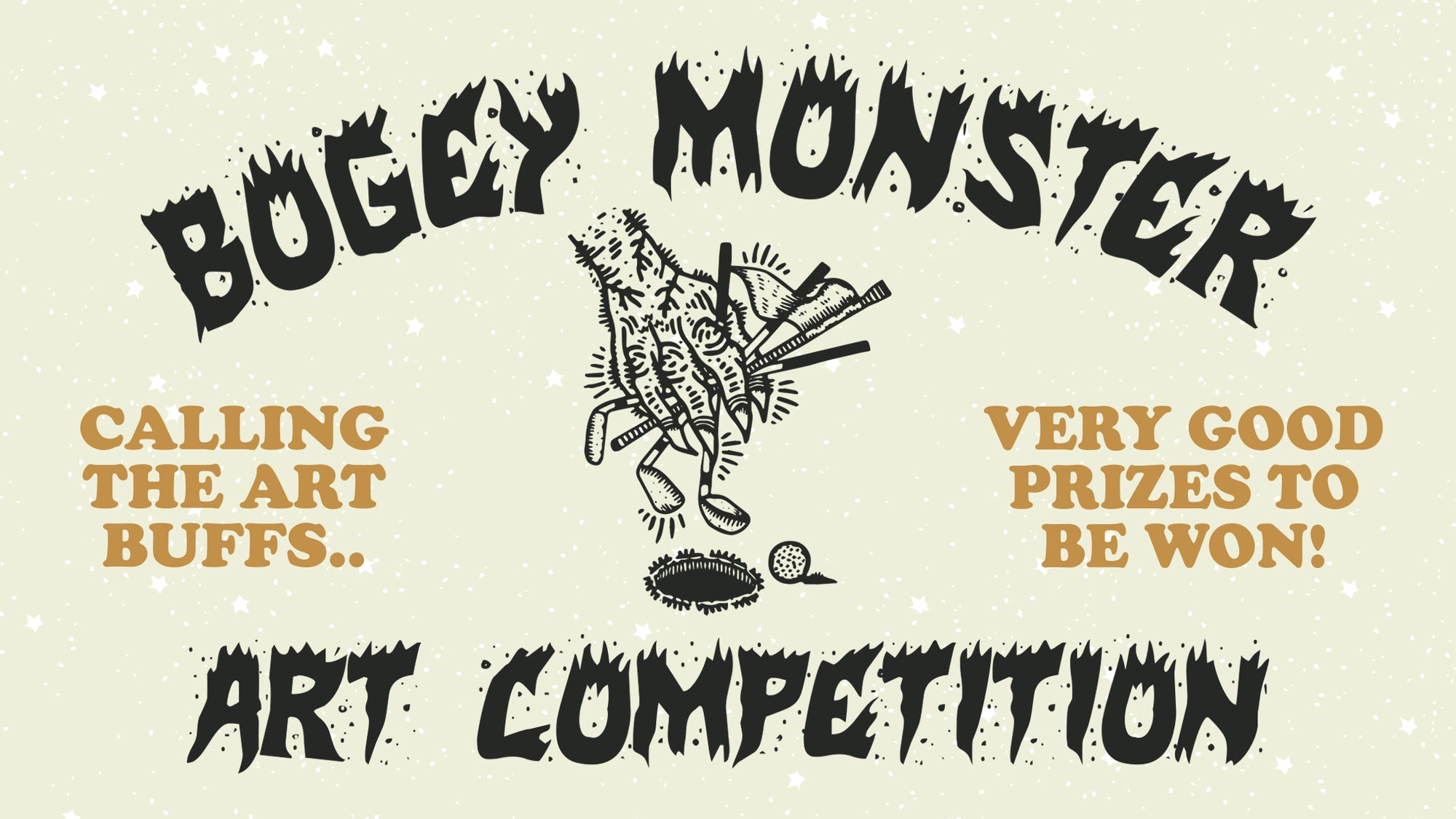 birds of condor bogey monster art competition