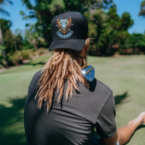 Triple Eagle Trucker Snapback