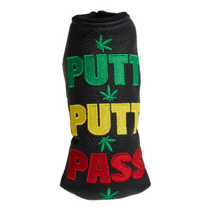 Putt Putt Pass Blade Putter Cover