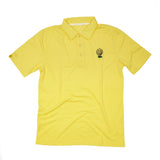 birds of condor neverfind yellow polo shirt
