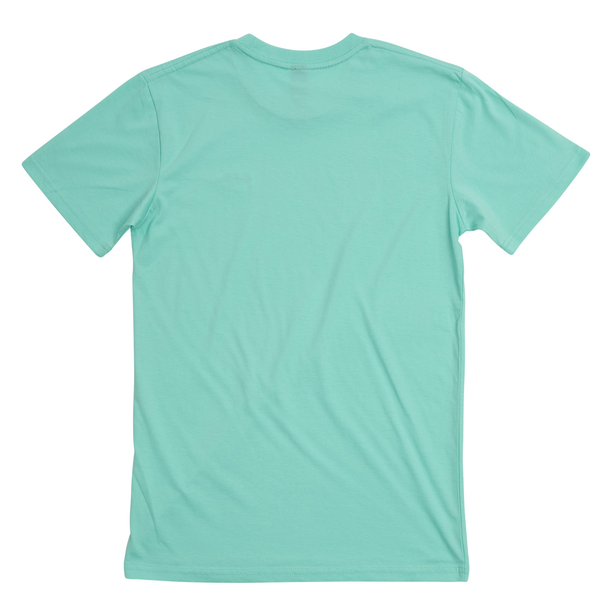 birds-of-condor-aqua-golf-sux-tee-shirt-front