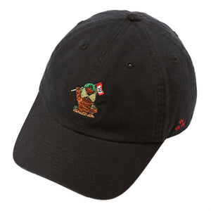 birds-of-condor-black-golf-shacked-caddy-shack-dad-cap-hat