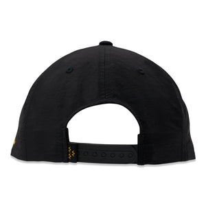 birds-of-condor-black-yellow-golf-tokyo-country-club-nylon-summer-cap-hat-back