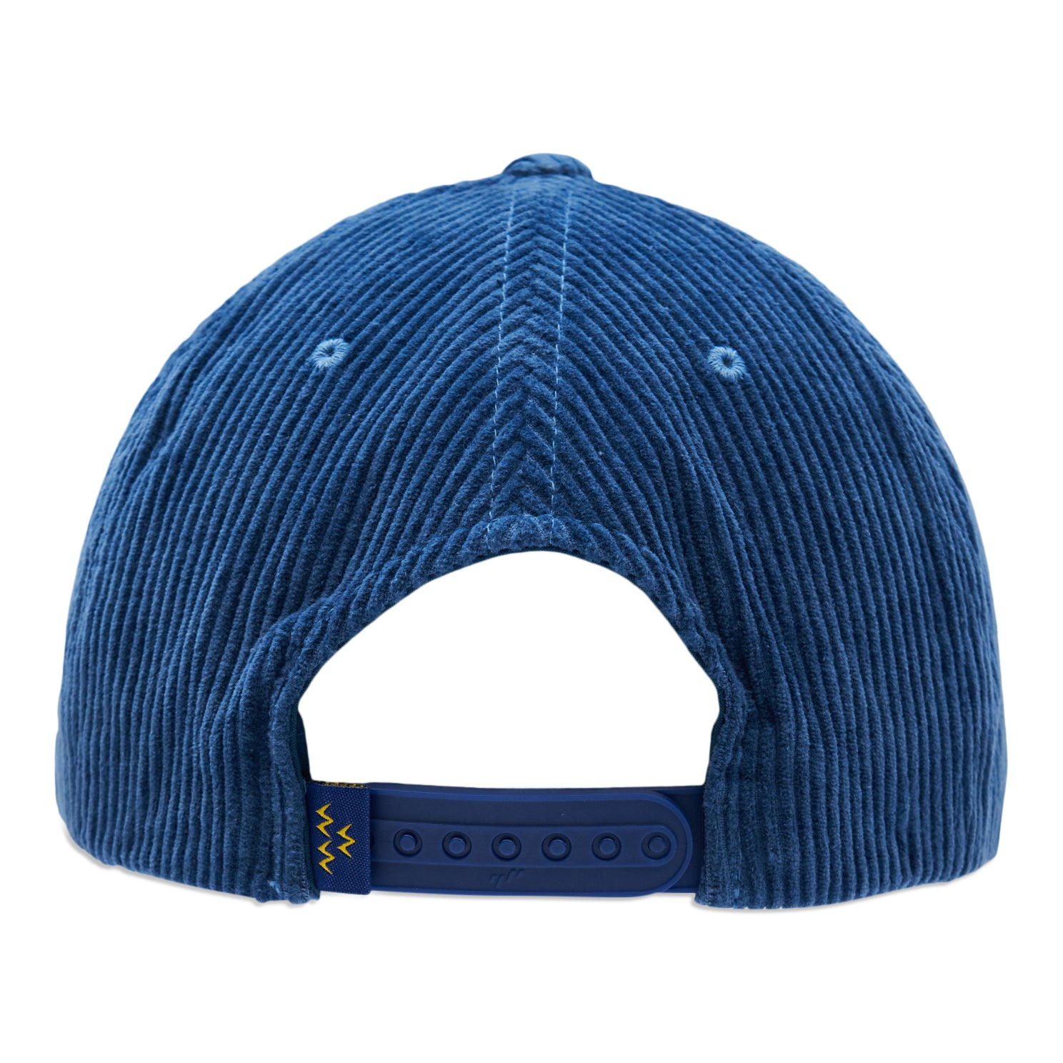 birds-of-condor-blue-corduroy-weekend-warrior-golf-surf-skate-snow-nba-basketball-snapback-rope-hat-front