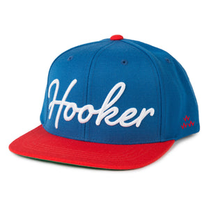 birds-of-condor-blue-golf-hooker-snapback-hat-front