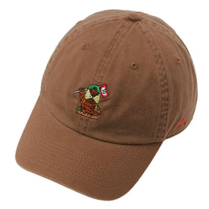 birds-of-condor-brown-golf-shacked-caddy-shack-dad-cap-hat