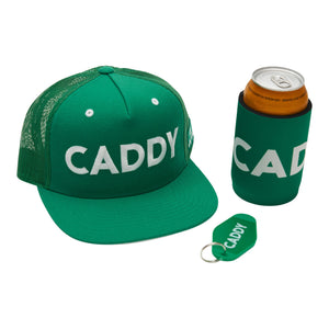 Caddy Beer Koozie