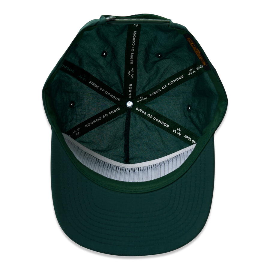 birds-of-condor-green-golf-osaka-country-club-nylon-summer-cap-hat-front