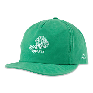 birds-of-condor-green-golf-range-ranger-soft-peak-hat-cap-front