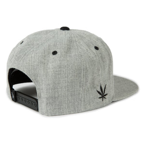 birds-of-condor-grey-golf-bent-grass-snapback-hat-back