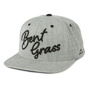 birds-of-condor-grey-golf-bent-grass-snapback-hat-front