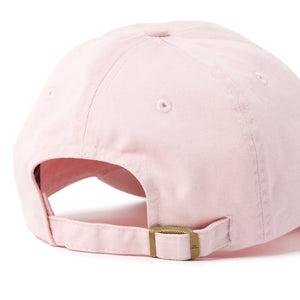 birds-of-condor-pink-golf-lucky-slice-dad-cap-hat-back