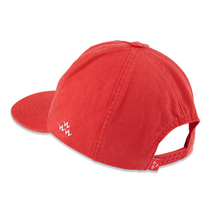 birds-of-condor-red-golf-range-ranger-soft-peak-hat-cap-back