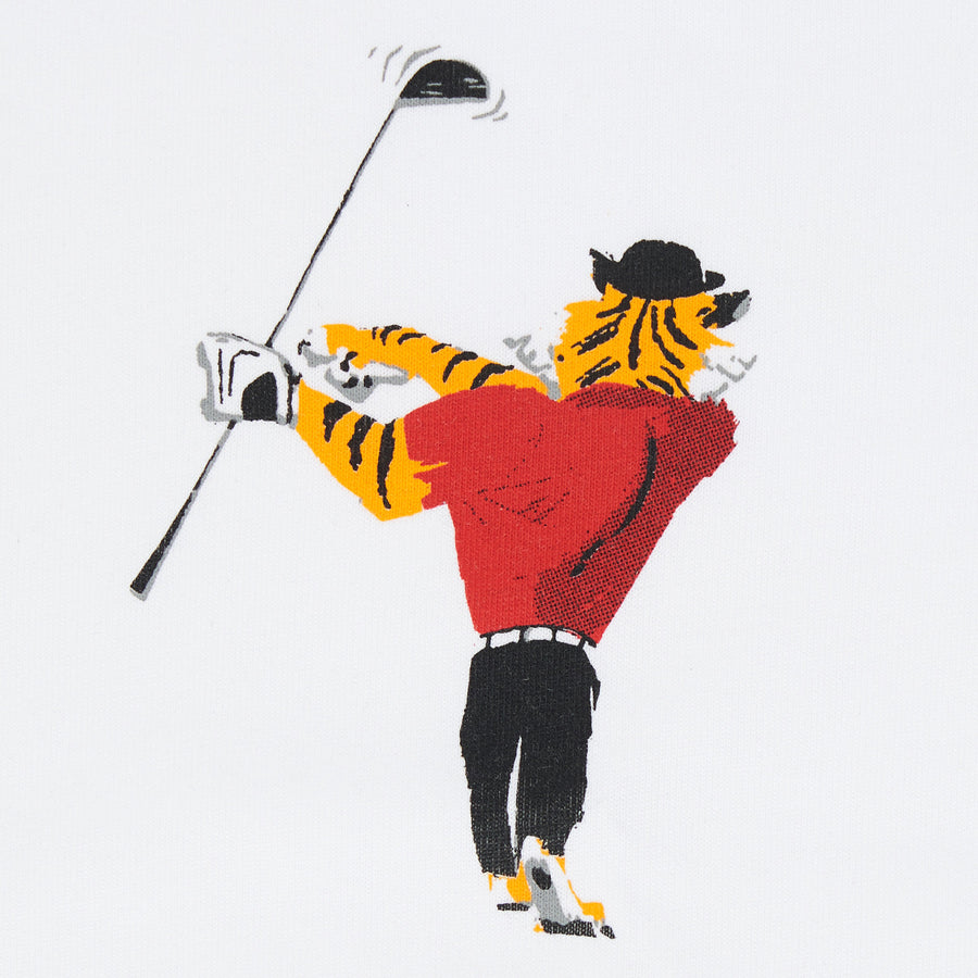 birds-of-condor-white-golf-tee-shirt-le-tigre-front