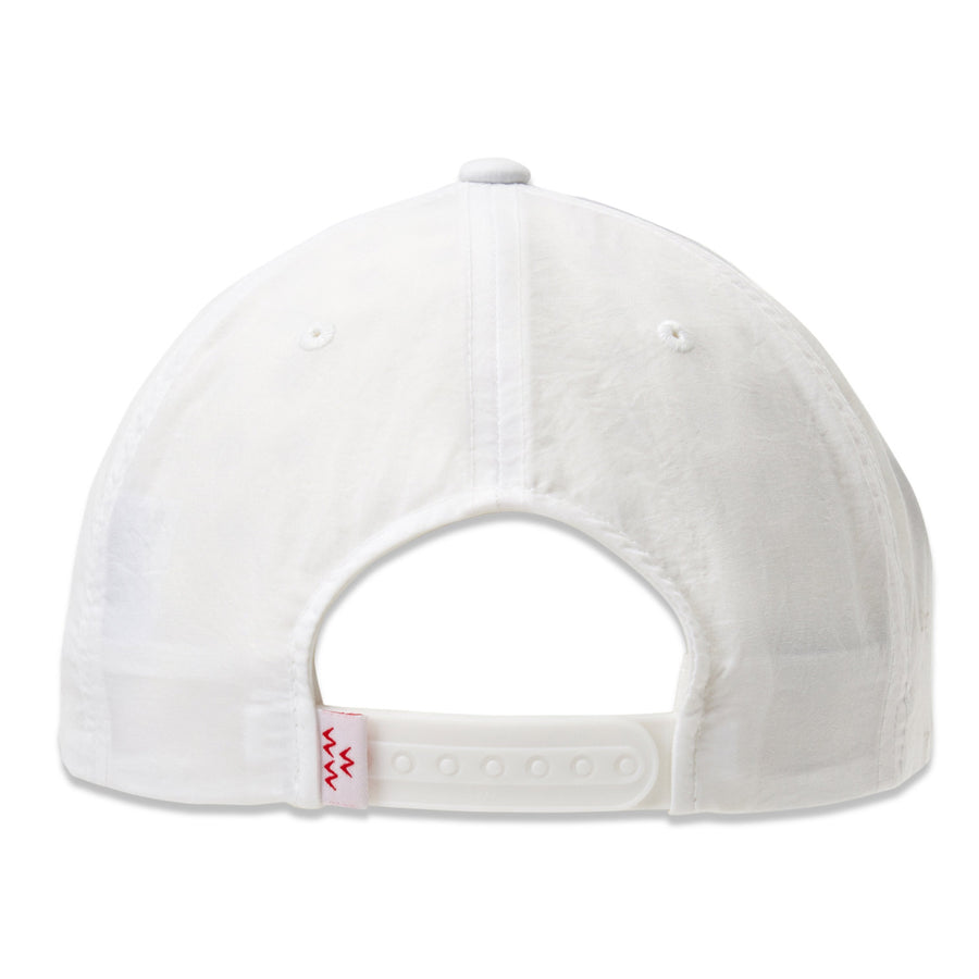 birds-of-condor-white-golf-tokyo-country-club-nylon-summer-cap-hat-front