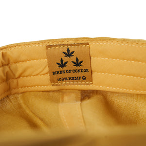 birds-of-condor-yellow-hemp-golf-bent-grass-hat-cap-inside