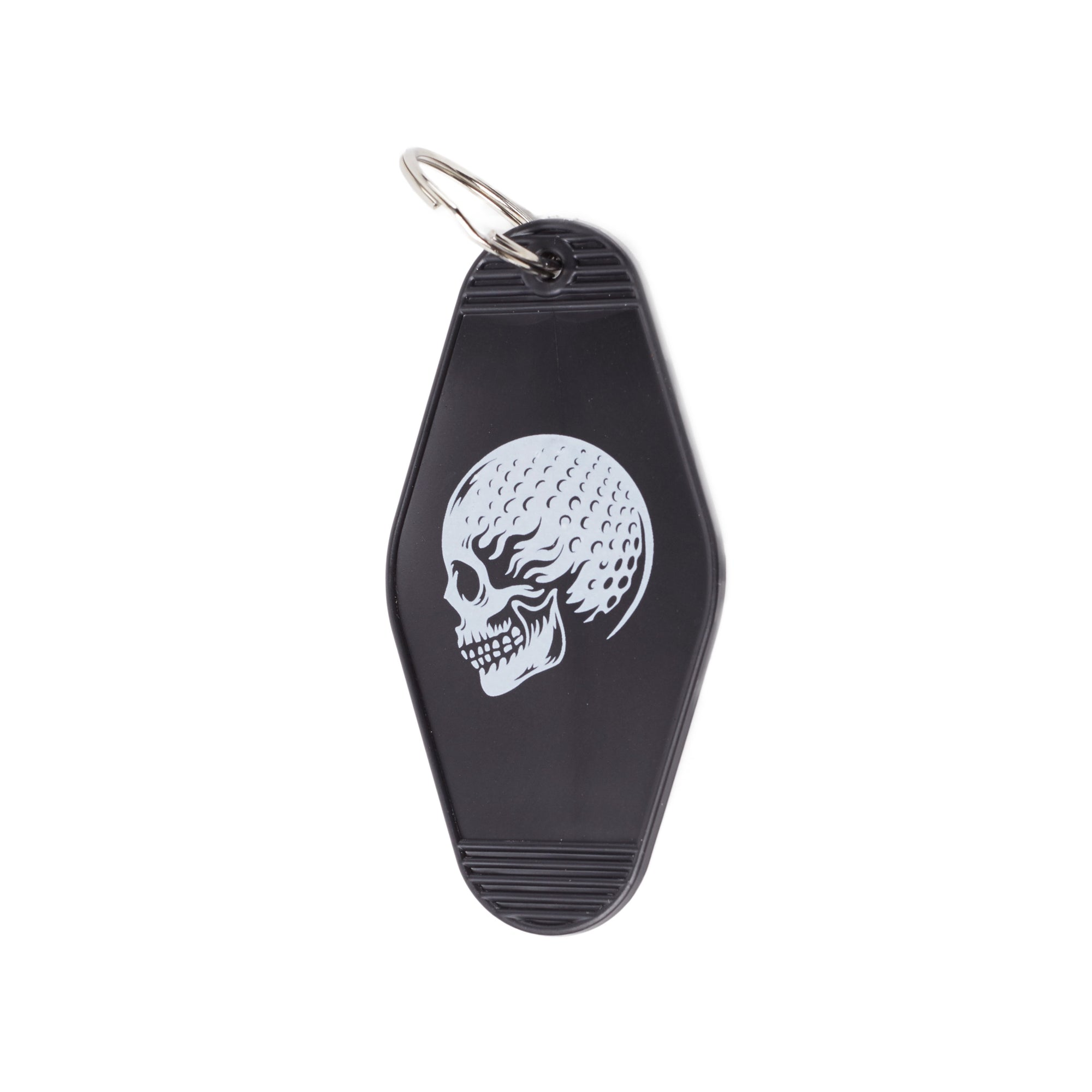 skulled-birds-of-condor-black-golf-key-ring-keyring
