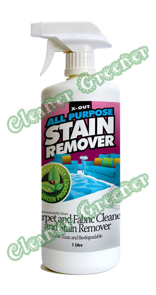 X-OUT ALL PURPOSE CARPET & FABRIC STAIN REMOVER
