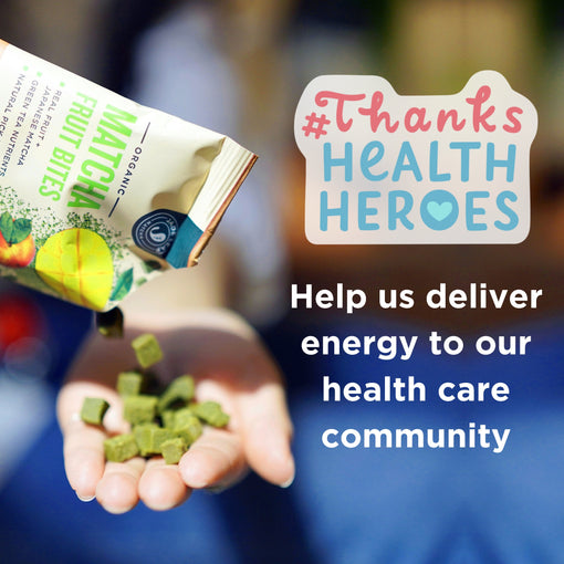 Help Us Energize Our Health Heroes