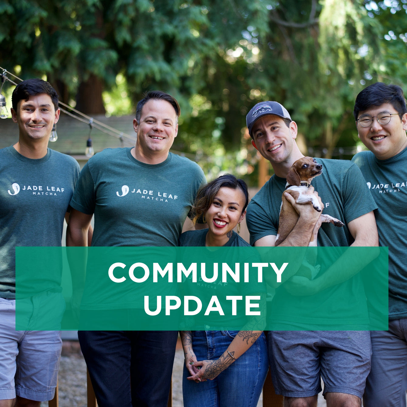 Community Update + Discounts for Matcha at Home 💚
