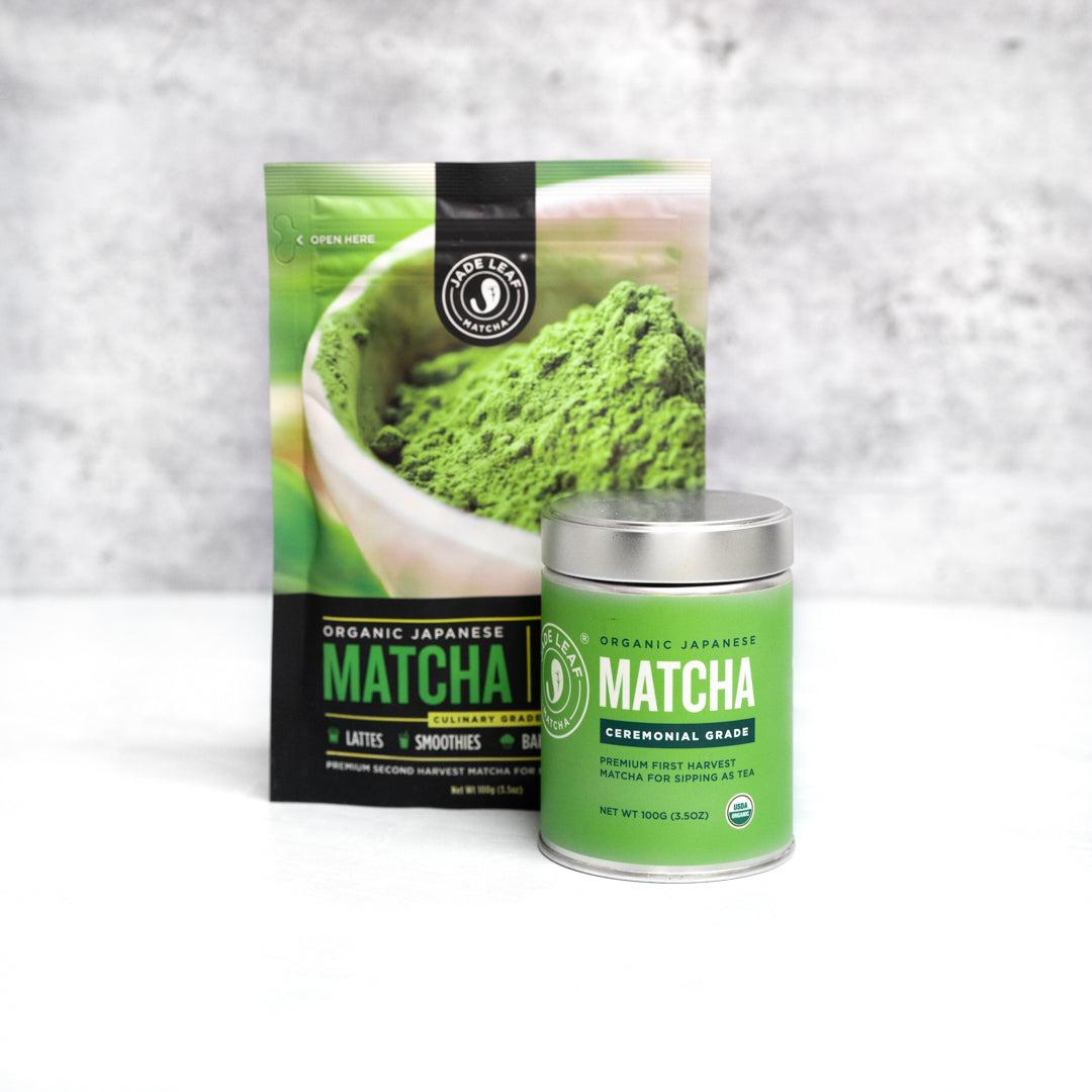 Ceremonial and Culinary Grade Matcha: Everything You Need to Know