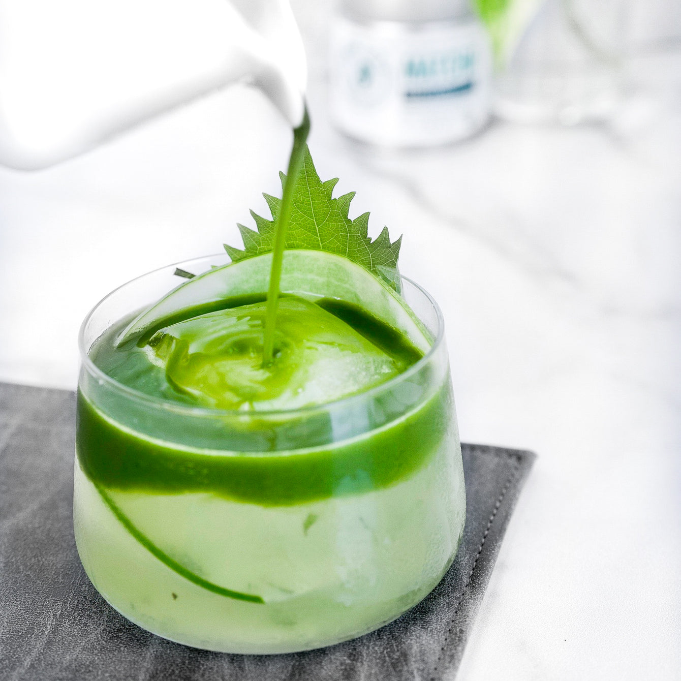 The Creeper Matcha Cocktail