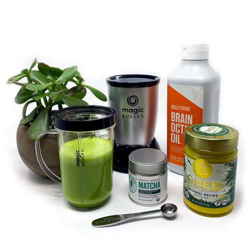 Magic Bullet Bulletproof Matcha