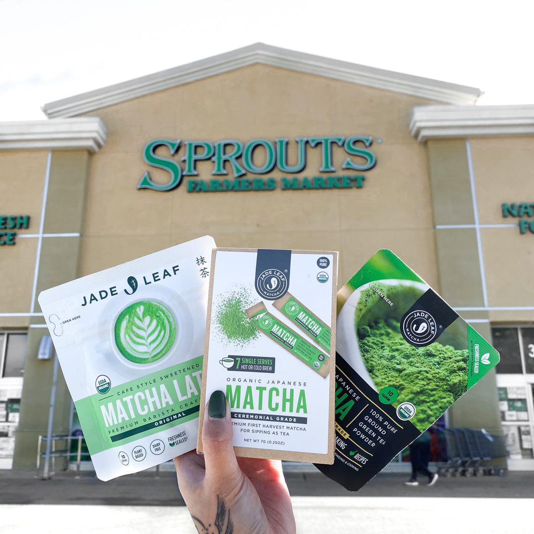 Find us at Sprouts Farmers Market Nationwide!