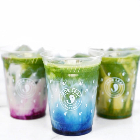 Iced Matcha Lattes To Fit Your Colorful Personality
