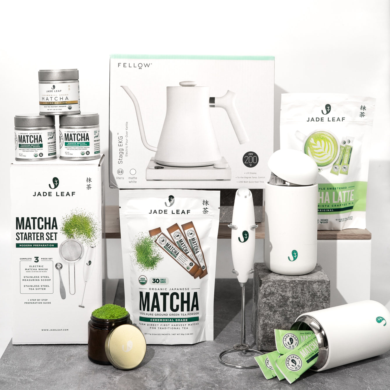 Fellow Matcha Lover Giveaway