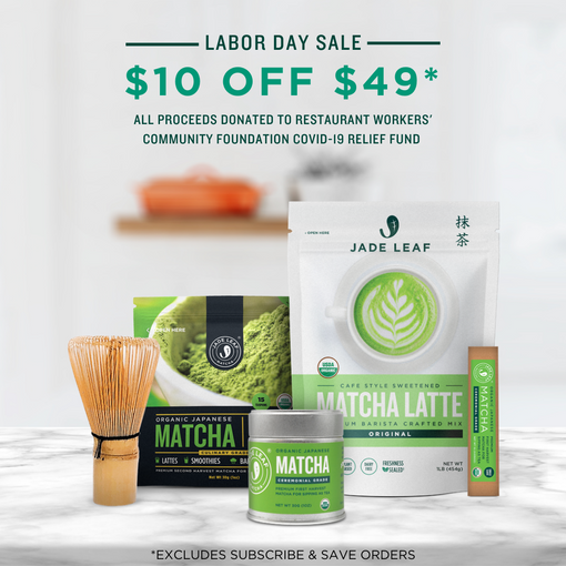 Labor Day Sale: $10 off $49 (all proceeds benefitting RWCF)