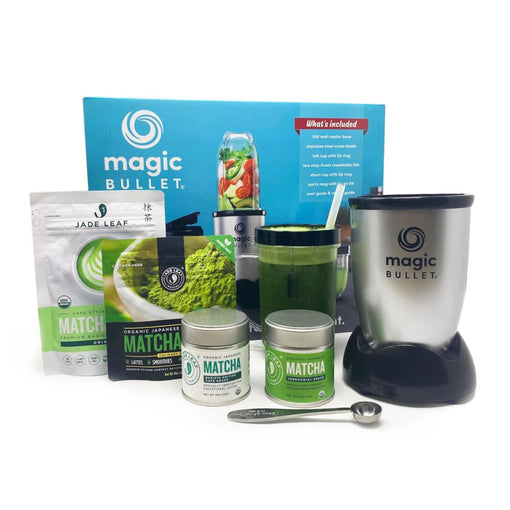 Matcha Magic Recipe Series (and Giveaway!)