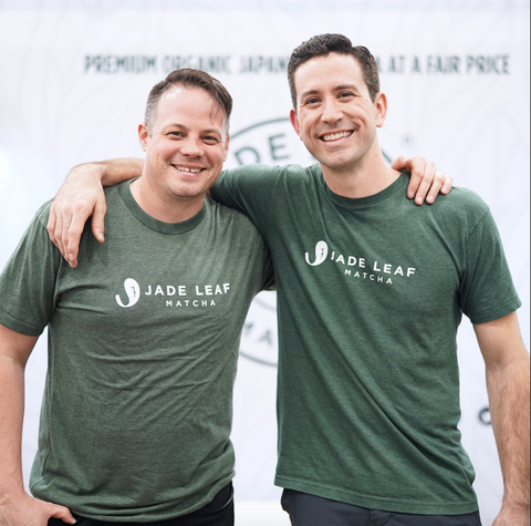 From Tech to Tea: BALANCING YOUR HUSTLE Podcast Interview with Founders Marc & Will