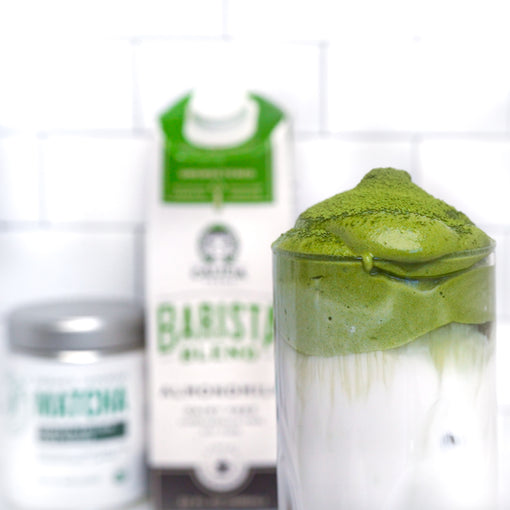 Dalgona Matcha (and a vegan recipe, too!)