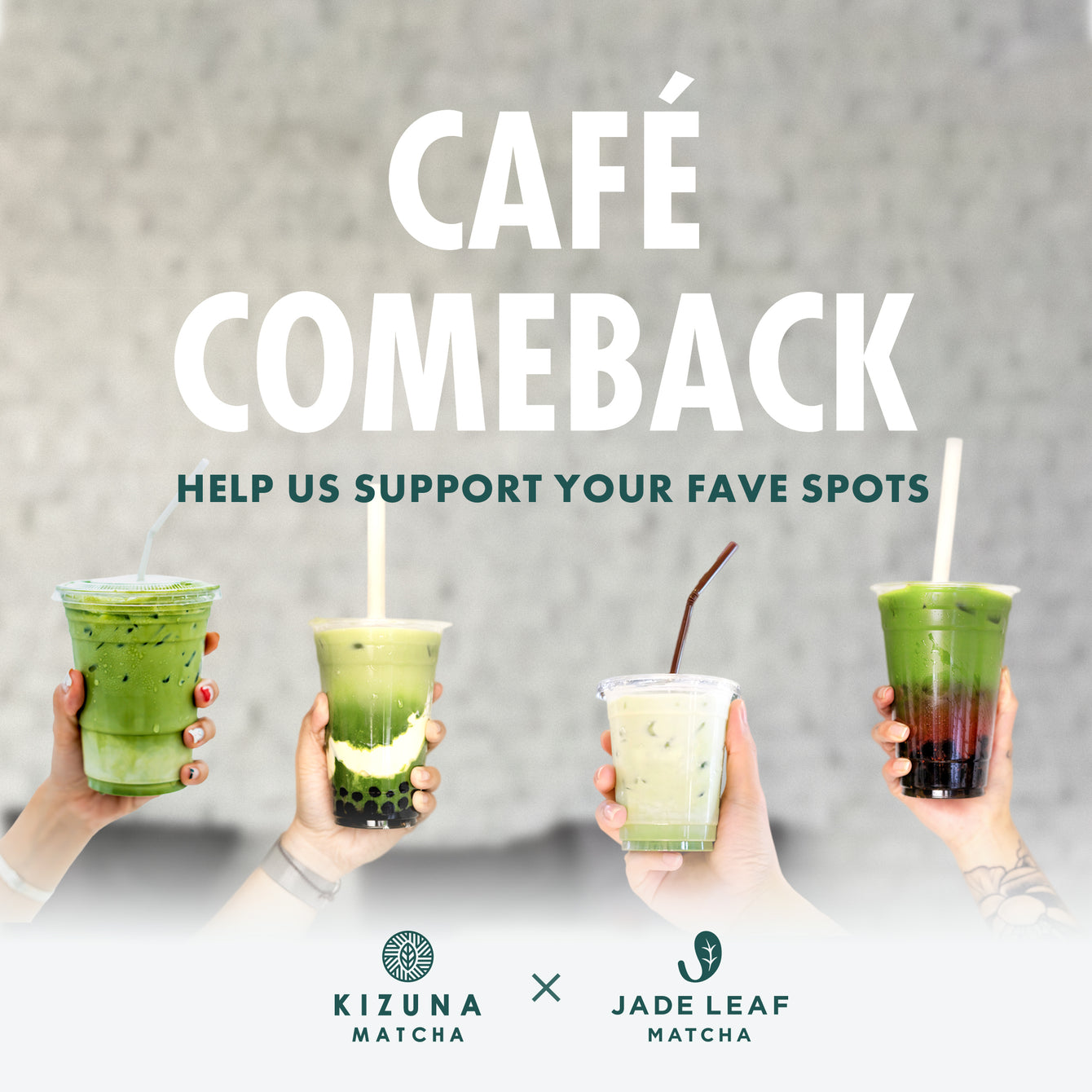 Introducing the Cafe Comeback Program: We need YOUR help!