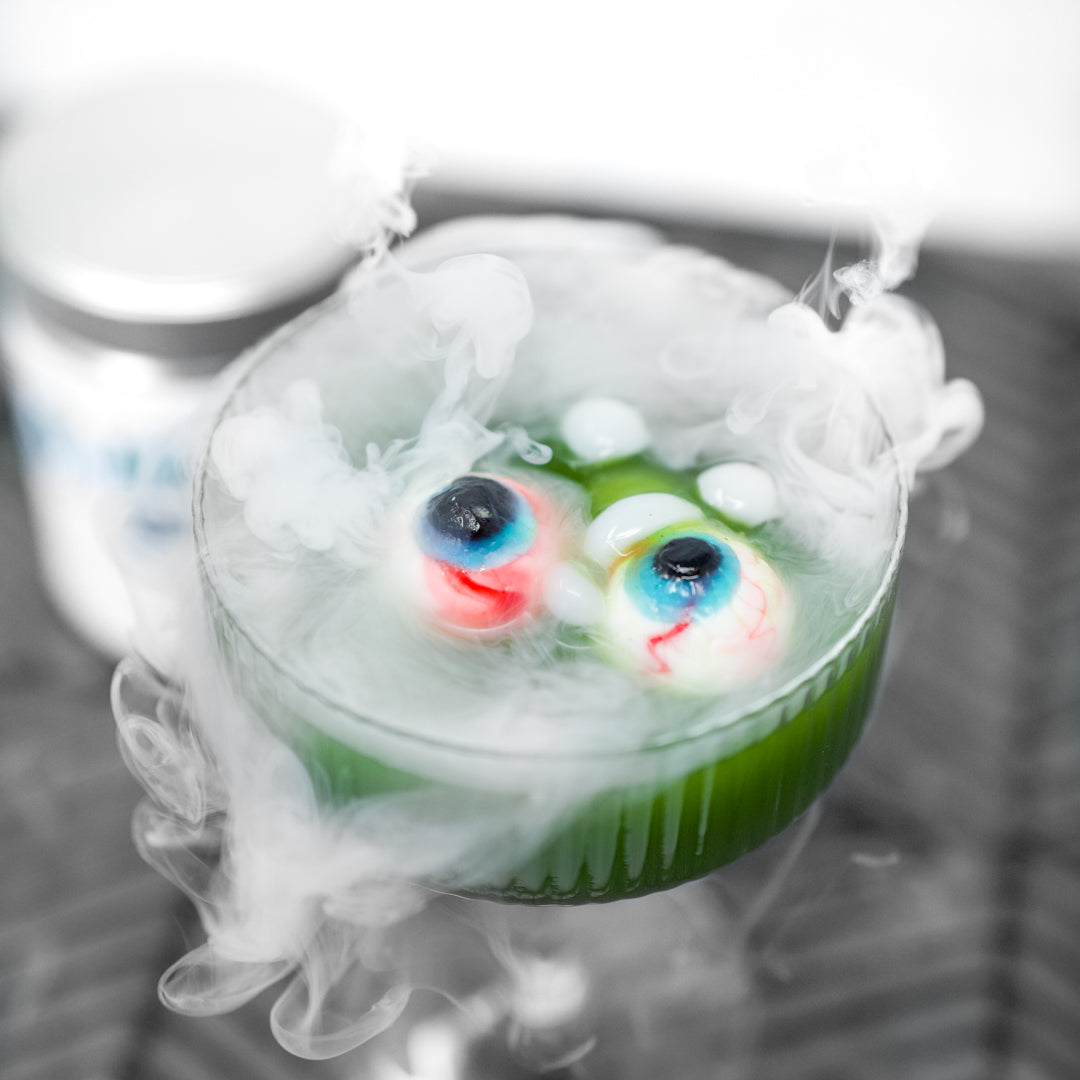 Halloween Cocktail: The Japanese Zombie-tini