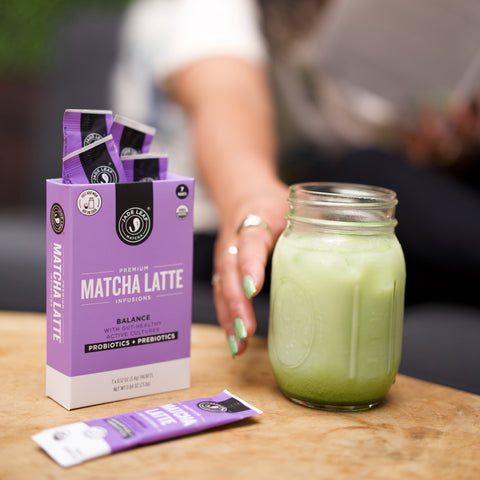 Matcha Latte Infusions - BALANCE - 10 PACKETS - 30 PACKETS - Enjoy