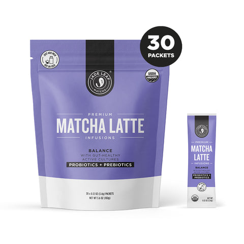 Matcha Latte Infusions - BALANCE - 30 PACKETS