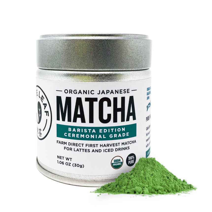 Barista Edition Ceremonial Matcha - 30g Tin - Main