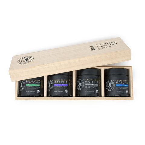 Limited Edition Matcha - 2019 Gift Set