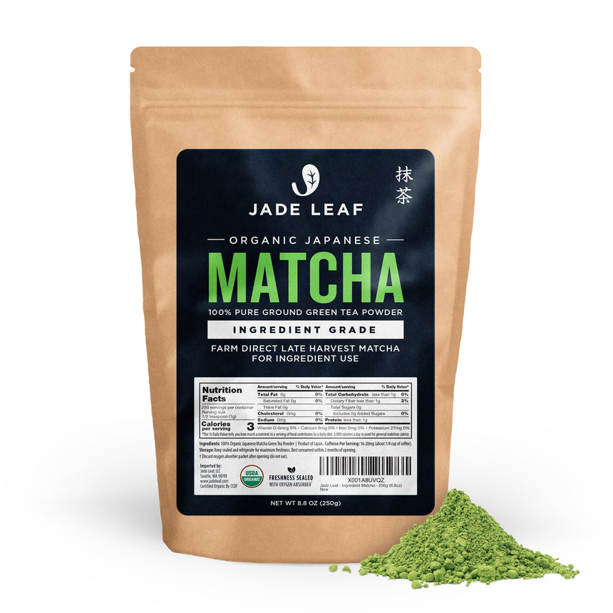 Ingredient Matcha - 250g Pouch - Main