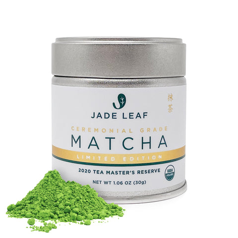 Limited Edition 2020 Tea Master's Reserve Ceremonial Matcha - 30g Tin - Main