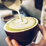 Barista Edition Cafe Matcha - 30g Tin - 100g Tin - Latte