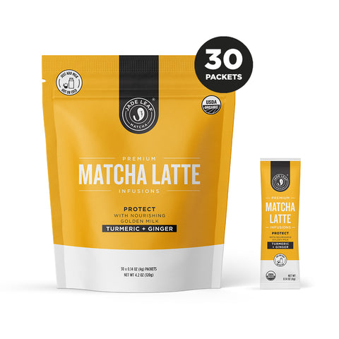 Matcha Latte Infusions - PROTECT - 30 PACKETS