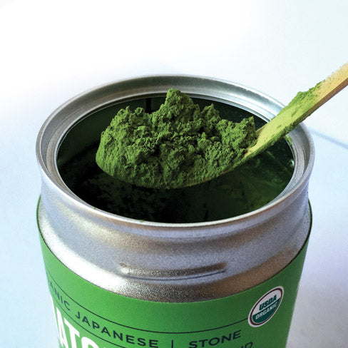 How matcha is made 6